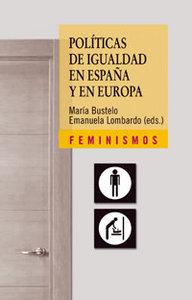 Politicas de igualdad en españa y en europa