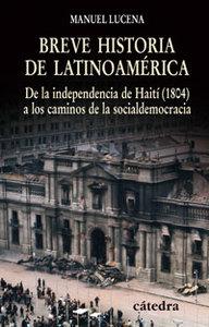 Breve historia de latinoamerica
