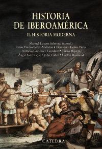 Historia de iberoamerica ii
