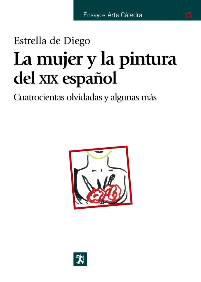 Mujer y la pintura del xix español,la
