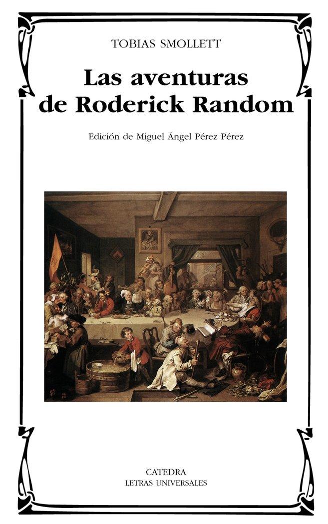 Aventuras de roderick random,las
