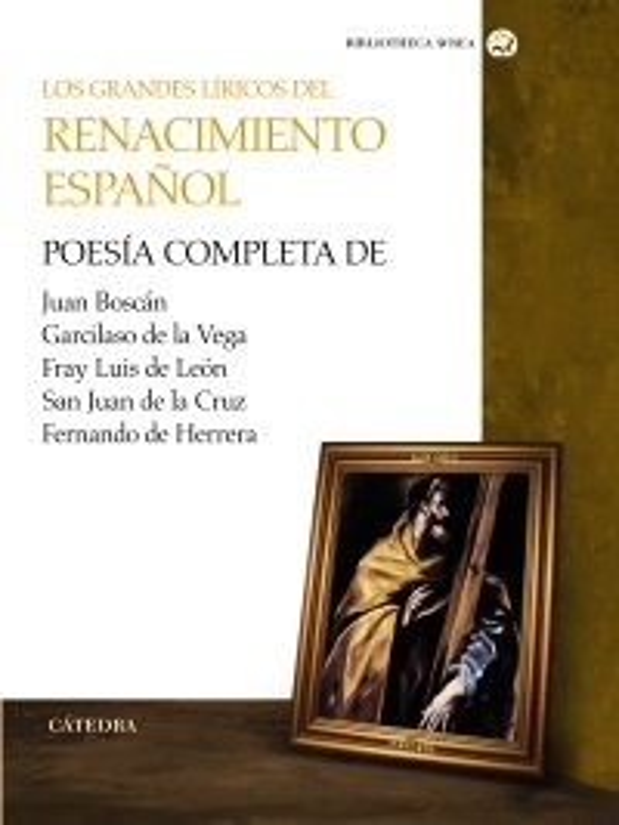 Grandes liricos del renacimiento español,los