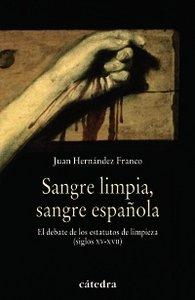 Sangre limpia sangre española