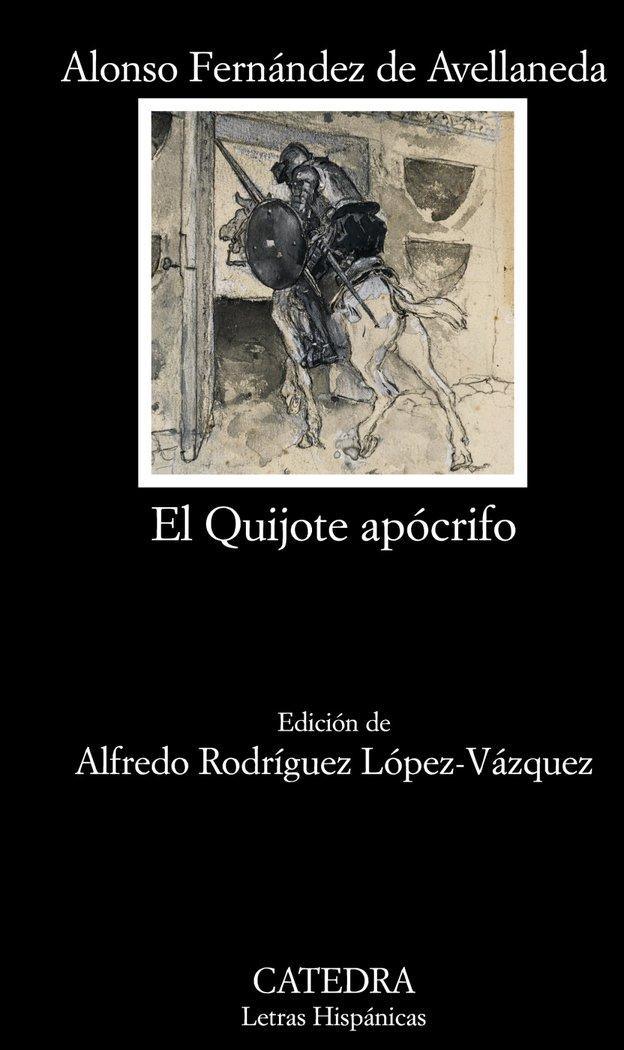 Quijote apocrifo,el lh