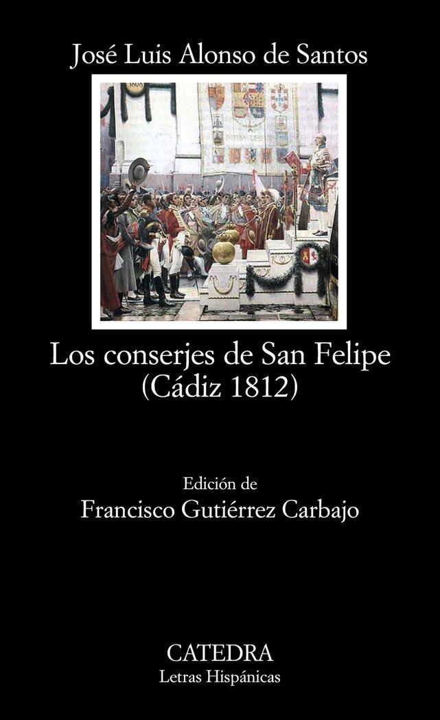Conserjes de san felipe cadiz 1812,los