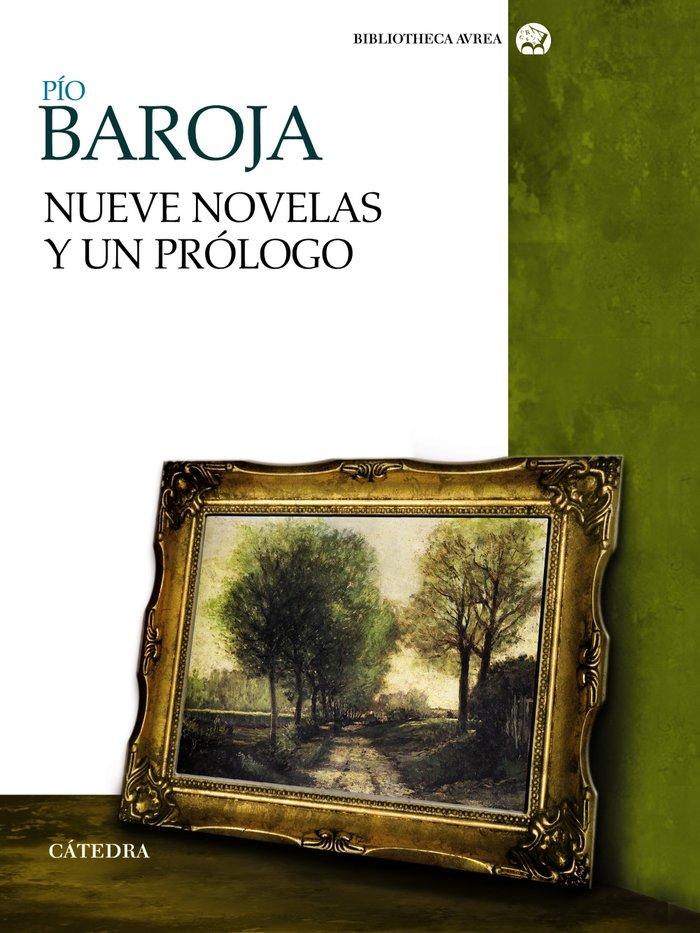 Nueve novelas y un prologo