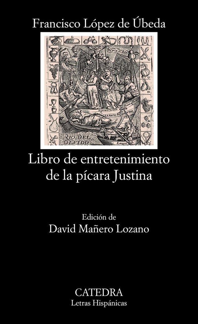 Libro de entretenimiento de la picara justina