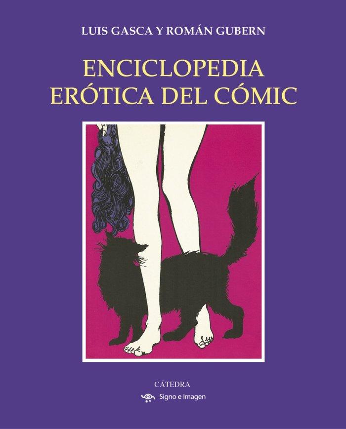 Enciclopedia erotica del comic