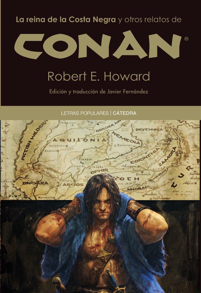 Conan la reina de la costa negra y otros relatos