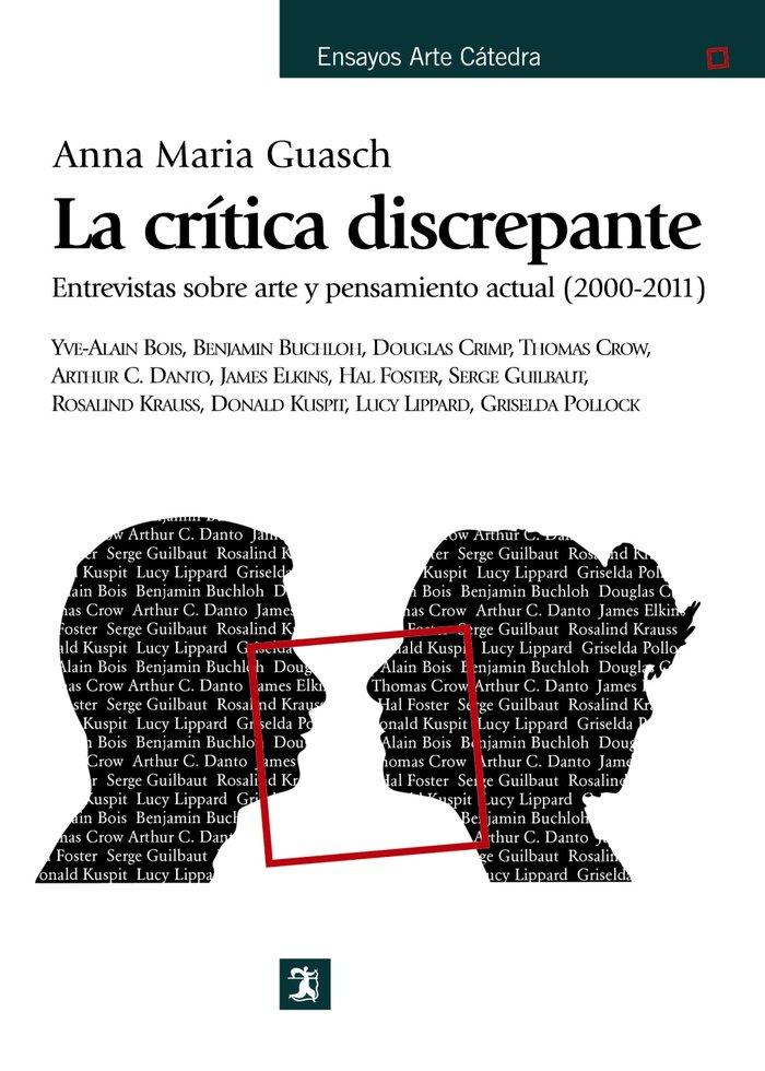 Critica discrepante,la