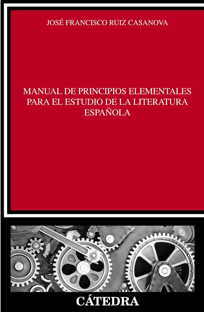 Manual de principios elementales para el estudio de la liter