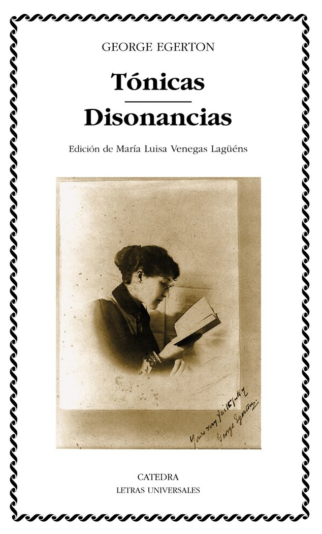 Tonicas disonancias