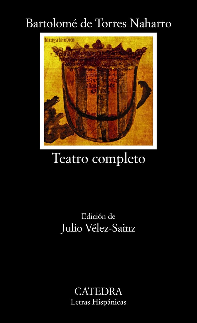 Teatro completo letras hispanicas 728