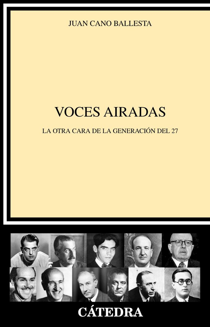 Voces airadas