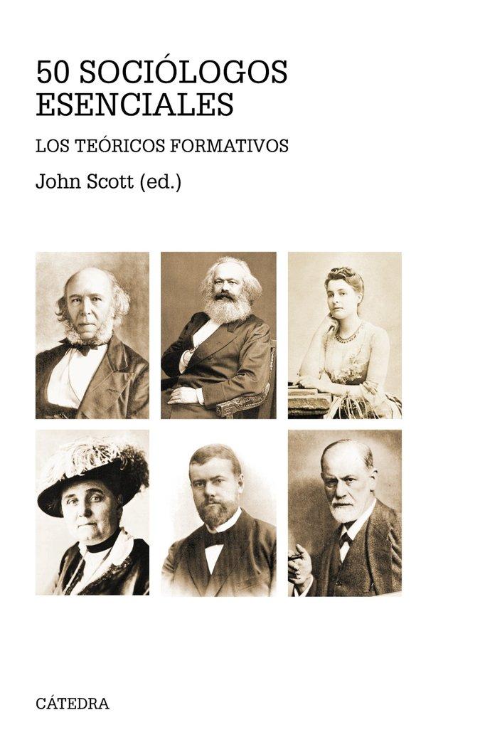 Cincuenta sociologos esenciales  teorema