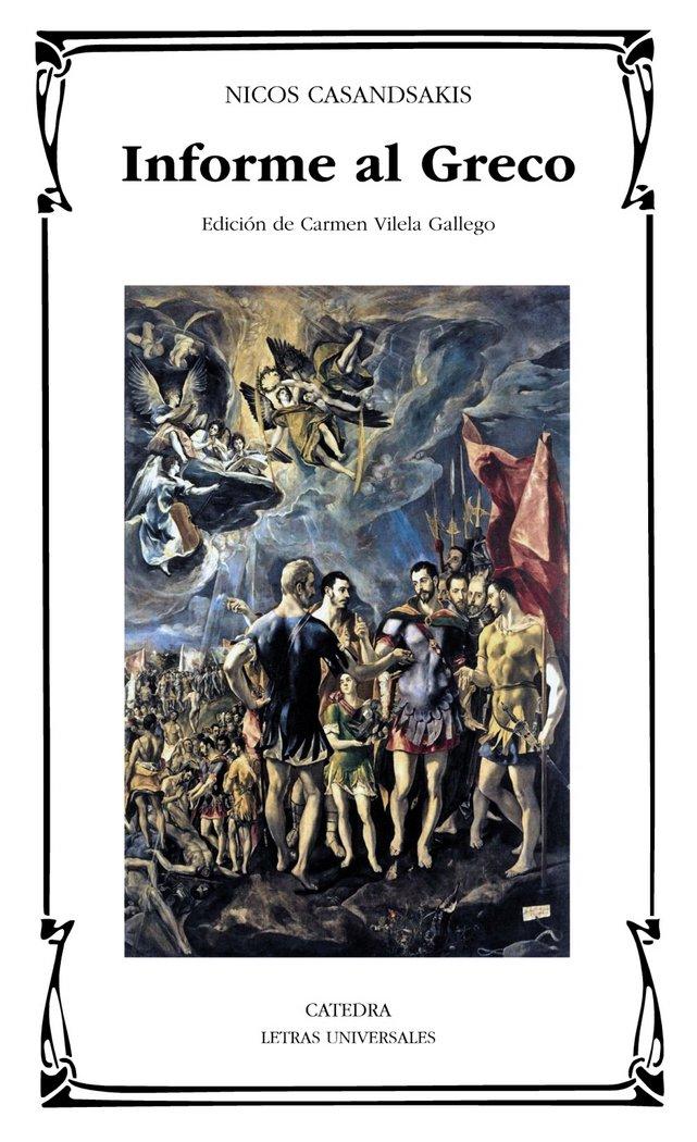 Informe al greco (ebook)
