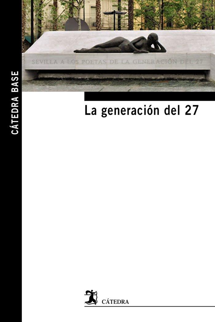 Generacion del 27,la