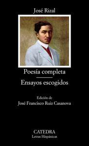 Poesia completa / ensayos escogidos