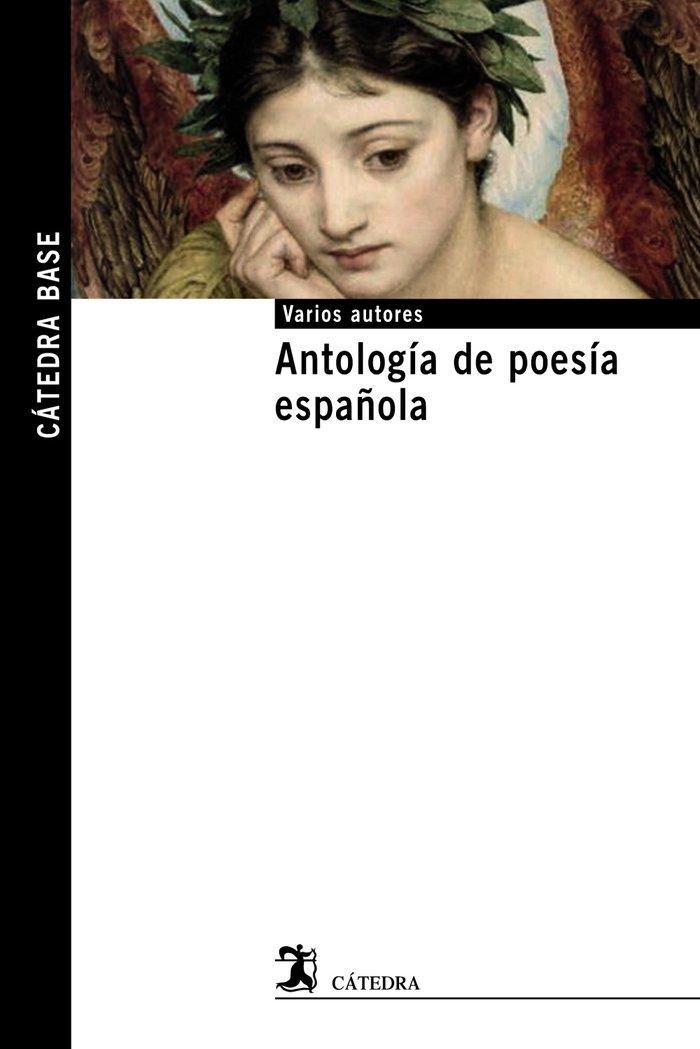 Antologia de poesia española