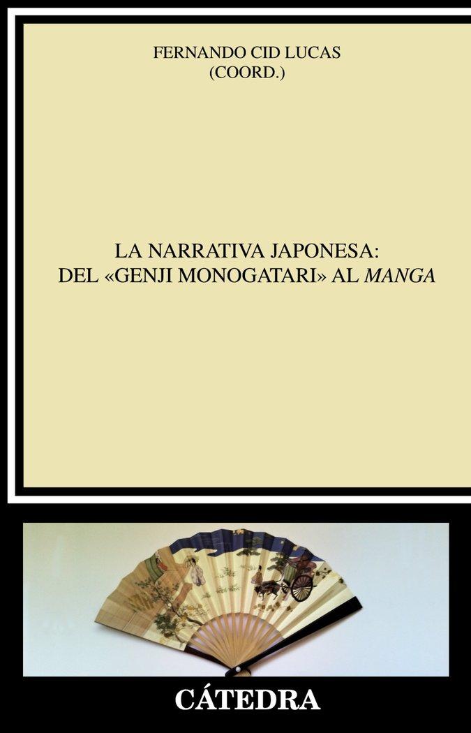 Narrativa japonesa del genji monogatari al manga,la