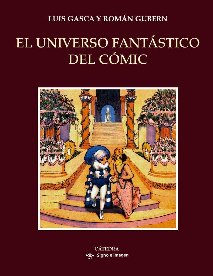 Universo fantastico del comic,el