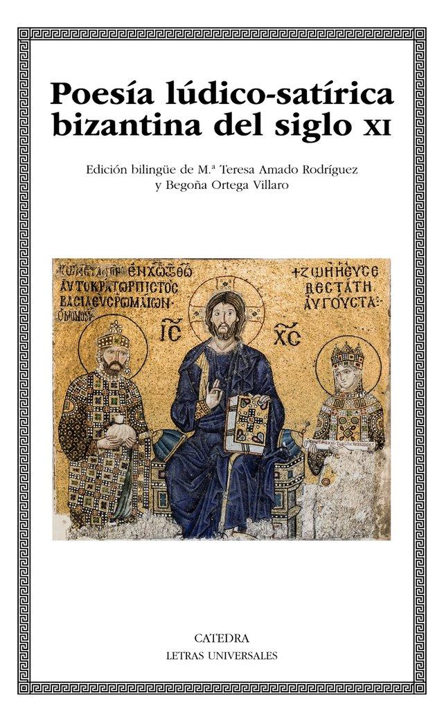 Poesia ludico-satirica bizantina del siglo xi