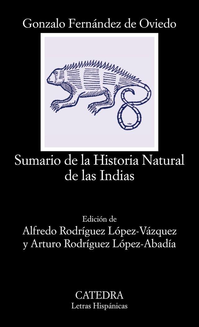 Sumario de la historia natural de las indias