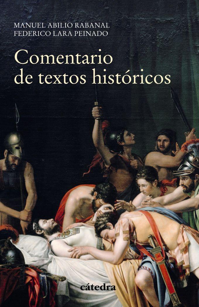 Comentario de textos historicos