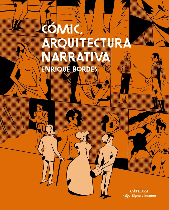 Comic arquitectura narrativa