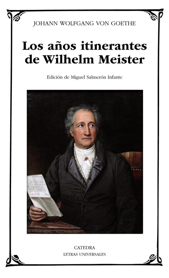 Años itinerantes de wilhelm meister,los