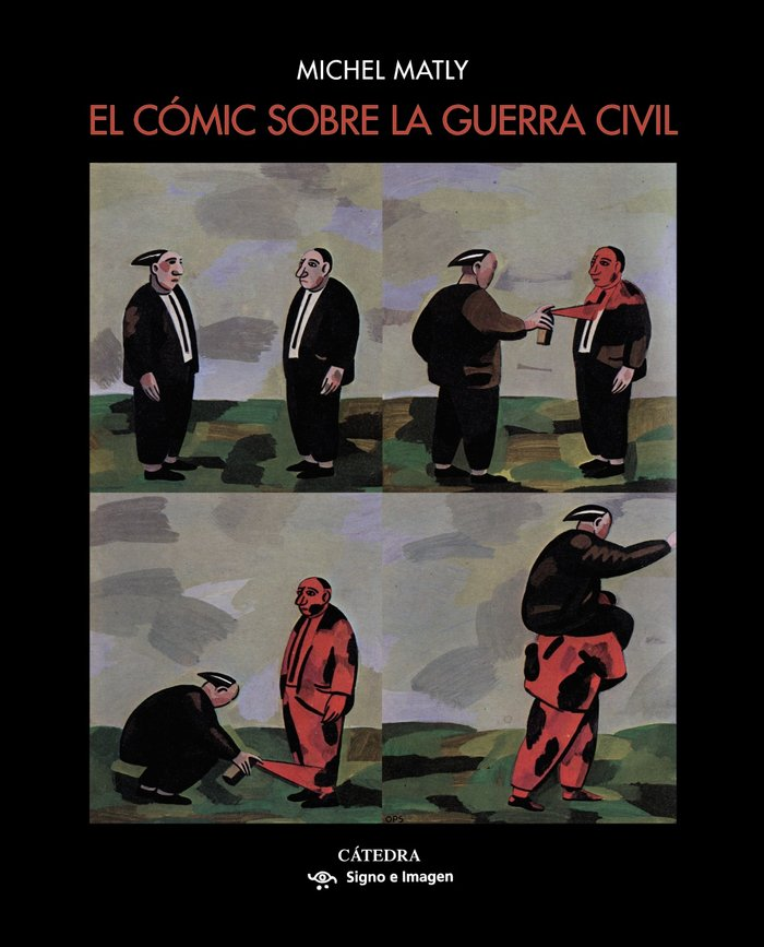 Comic sobre la guerra civil,el