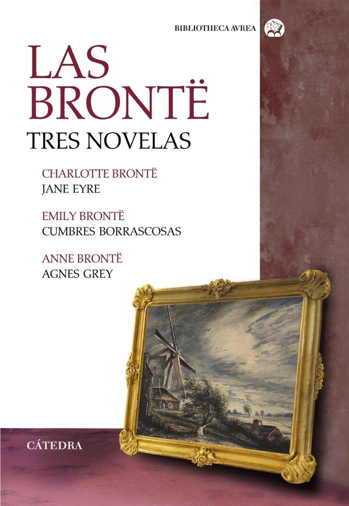 Bronte tres novelas,las