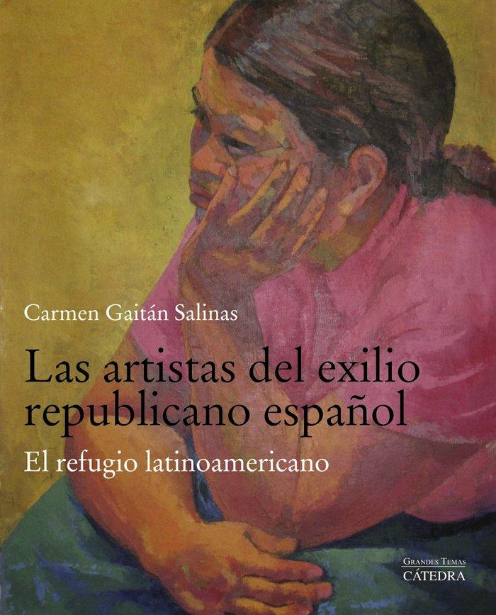 Artistas del exilio republicano español,las