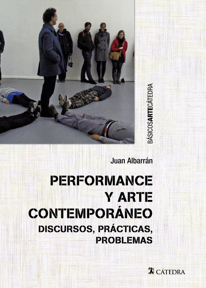 Performance y arte contemporaneo