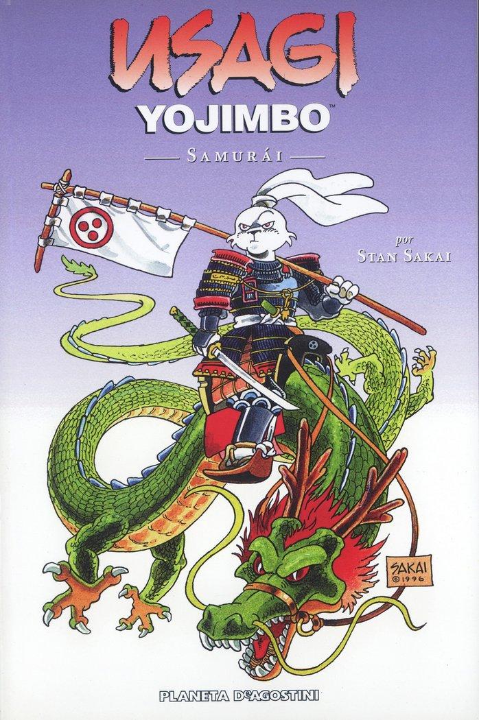 Usagi yojimbo 07 samurai