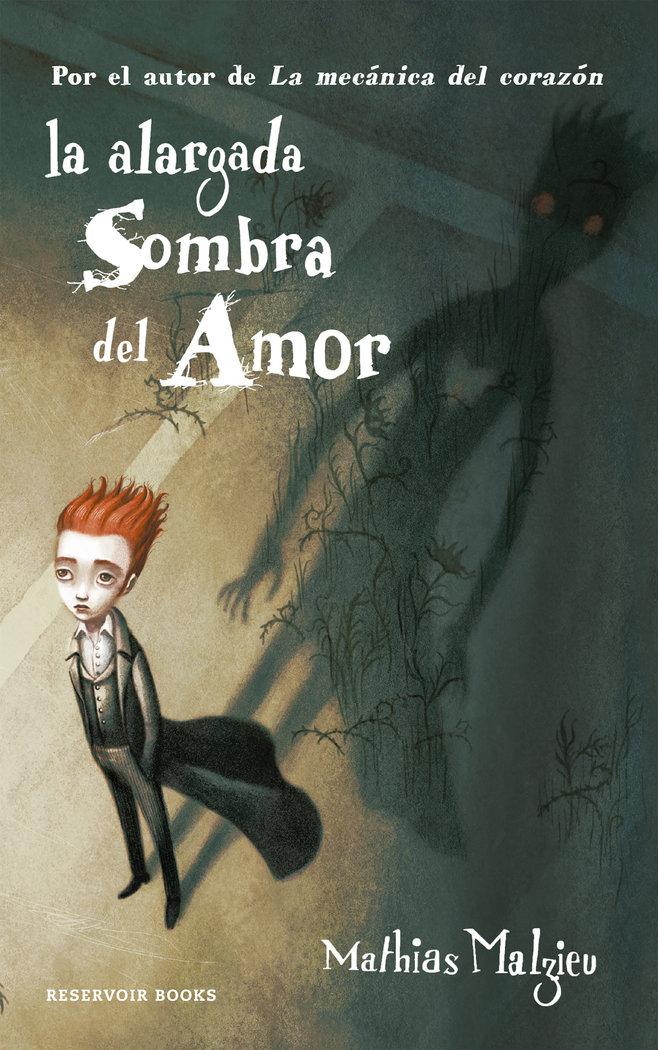 Alargada sombra del amor,la