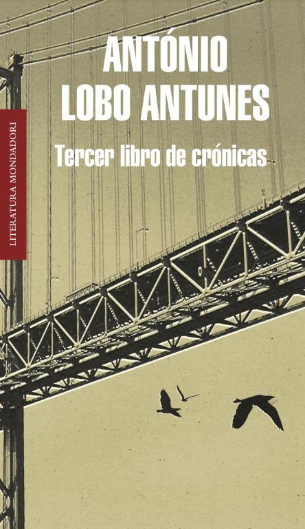 Tercer libro de cronicas