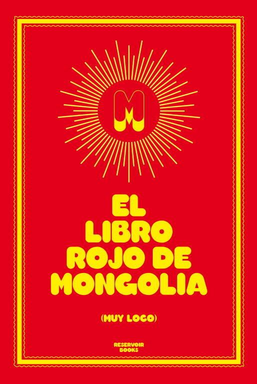Libro rojo de mongolia,el