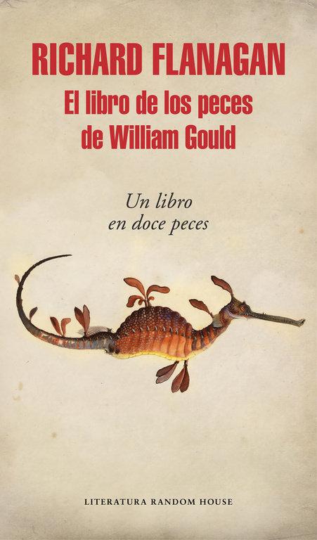 Libro de los peces de william gould,el