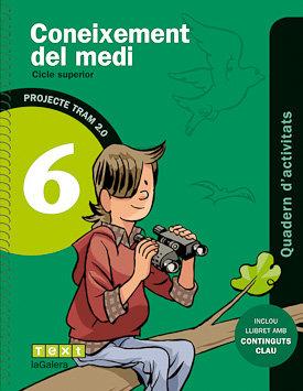 Tram 2.0 quadern d'activitats coneixement del medi
