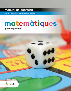Manual matematiques 4