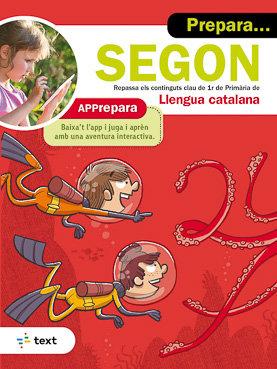 Quadern prepara català 2ºep