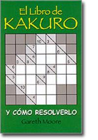 Libro del kakuro,el