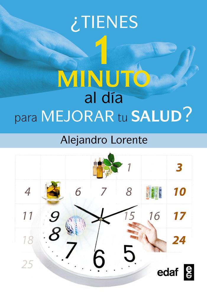 Tienes un minuto al dia para mejorar tu salud