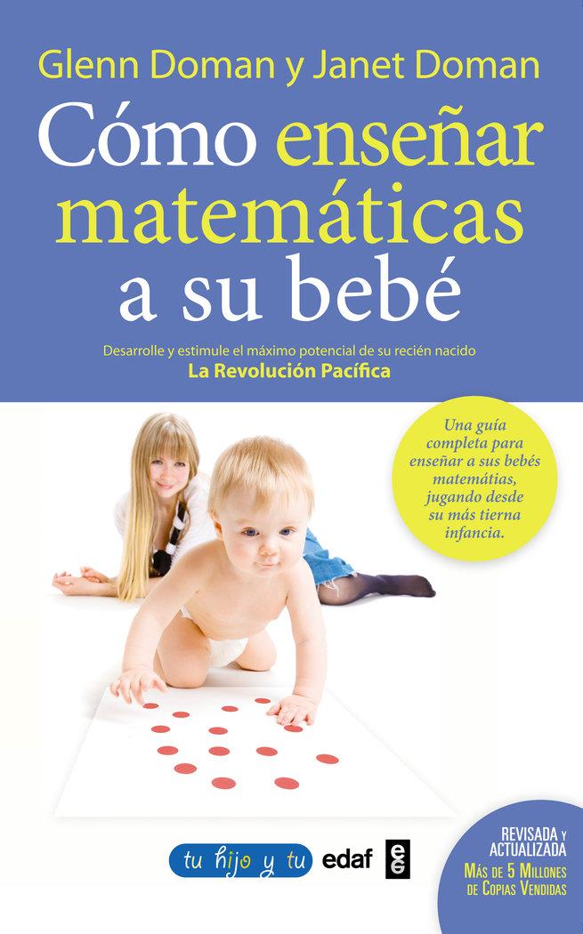 Como enseñar matematicas a su bebe
