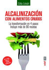 Alcalinizacion con alimentos crudos