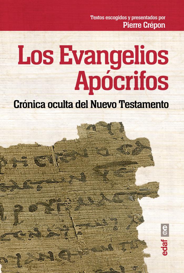 Evangelios apocrifos,los