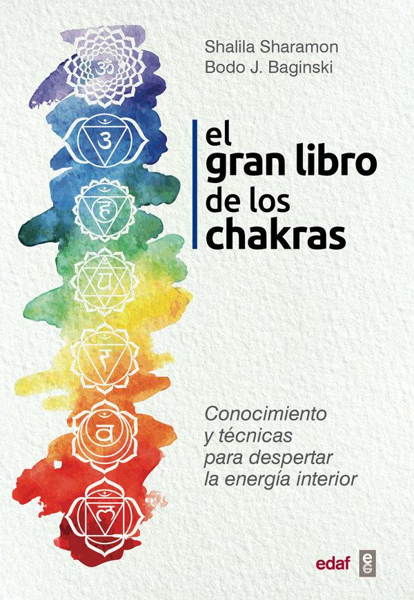 Gran libro de los chakras,el