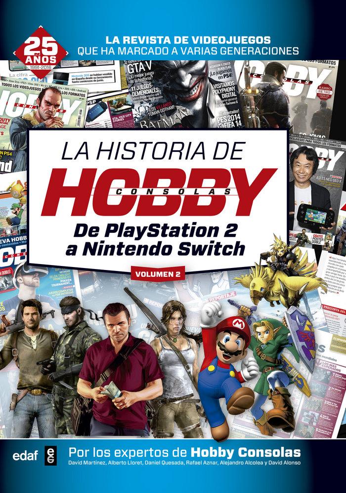 Historia de hobby consolas vol. ii,la