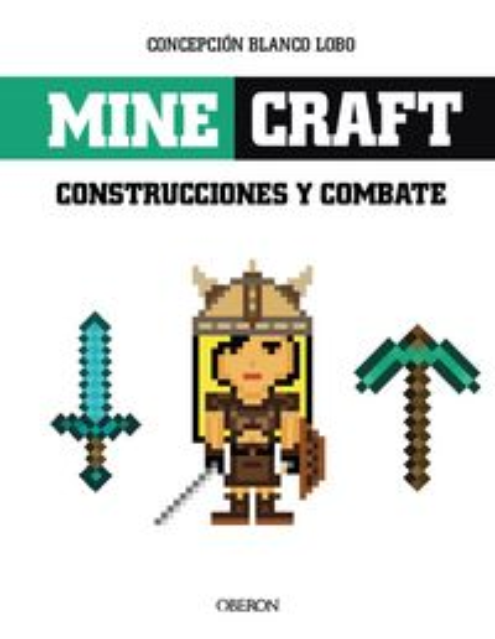 Minecraft contstrucciones y combates